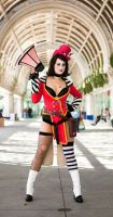 Mad Moxxi Cosplay 1 by Meagan-Marie