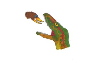 Walking With Dinosaurs Coelophysis by Giga-fan123