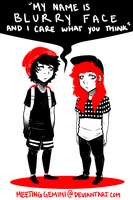 Stressed Out by MeetingGemini