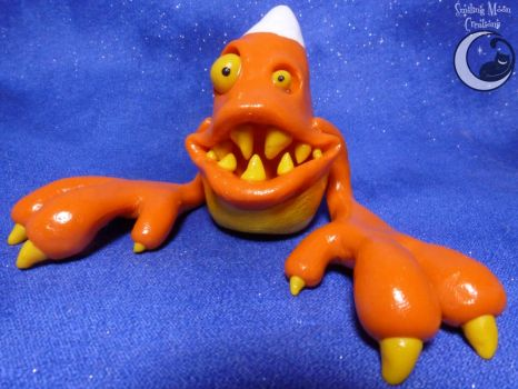 Monster Candy Corn by SmilingMoonCreations