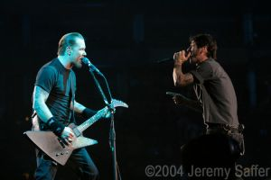 Metallica and Godsmack by JeremySaffer