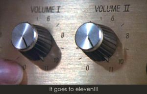 Spinal Tap Tribute by IlCavaliereNero
