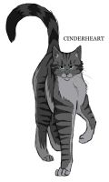 Cinderheart by Lithestep