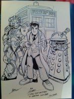 Doctor Who 10 by Nacho by neodrago