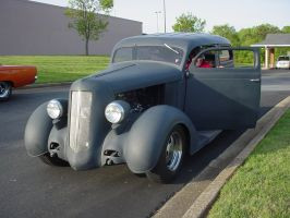 1936 Plymouth by Shadow55419