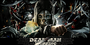 Deadman Working by odin-gfx