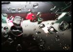 Water Droplets by Bobiscool411
