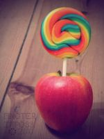 An Apple A Day... by AnotherImpossibility