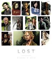 LOST Collected Edition by PlanetKojo