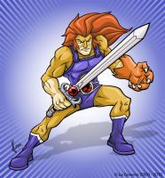 Lion-O Revised by JoeCostantini