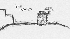 NEW SERIES COMING SOON!!! : FeralMachines by CrazyLetter