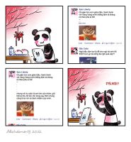 Panda still on facebook by Alzheimer13