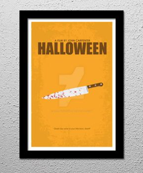 Halloween Alternative Poster by kreepykustomz