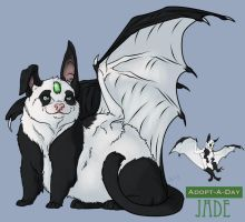 Adopt A Day Jade 7-9-14 by GuardianDragon1