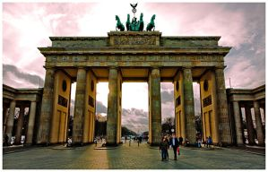 Brandenburger Tor by ffmdotcom