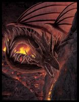 HellFire Dragon by wallace