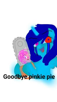 You killed my family pinkie by KyubiLove