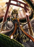 Date masamune FadalgiaCards by un4lord
