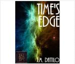 Time's Edge Book Cover by Casperium