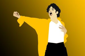 Michael Jackson in colour 2 by munchester2cool