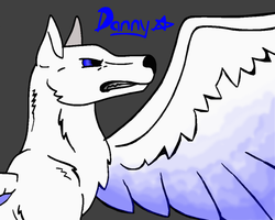 Danny - Winged by pegasus20101000