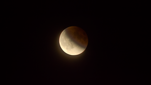 Lunar Eclipse, 27 September 2015 by vmulligan