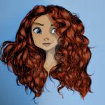 Merida by Elliepamp