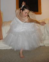 Tulle and Lace 17 by Sitara-LeotaStock