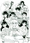 InuYasha And Co by usagisailormoon20