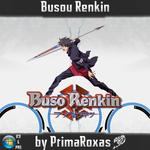 Busou Renkin Anime Icon by PrimaRoxas