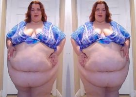 SSBBW Pleasantly Plump double Weigh In 2015 by ENT2PRI9SE