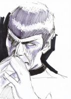 spock by BisMaRck09
