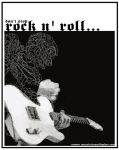 don't stop Rock N' Roll by idiotgraphic