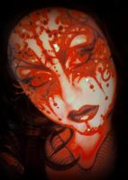 Venetian Mask: The Possession by BeccyBex