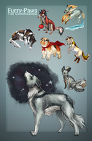 Tags Compilation 01 by little-owlette