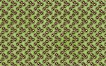 Sootballs Patterned Wall by flyindreams