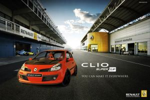 Renault Clio Supercup by Bispro