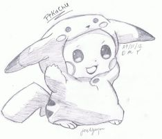 Pikachu ~ Pokemon by OwnedSwiftStars14