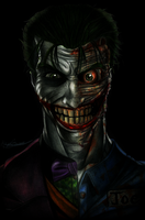 Joker Transformation by Xgiroux23