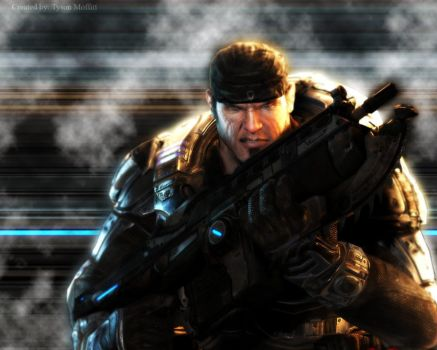 Marcus Felix from gears of war 3 by unknowntryhard1