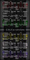 Colour glass styles by DiZa-74