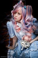 Alice and Doll II by Anthropix