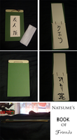 Natsume's Book of Friends by AuroraCelsius