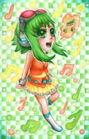 Gumi_Color Edit 2014 by GnAc