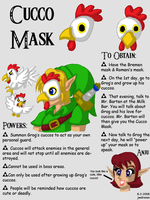 Cucco Mask by JwalsShop