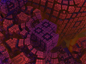 World of Cubes by ZeeShiKing