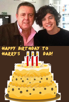 Happy Birthday to Harry's Dad! by iluvlouis