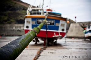 Looking down the rope - Day 84 - 25/03/13. by oEmmanuele