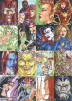 Villains: X-Men Archives by Dangerous-Beauty778