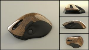 Analog Stick Mouse  Concept by sicklizard